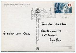 France - Postcard Saint-Raphael - France