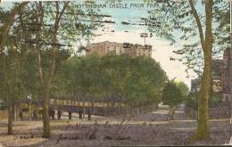 S-NOTTINGHAM CASTLE FROM PARK - Nottingham