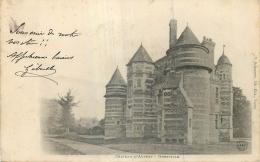 76 Le Chateau D'auffay Oherville - Francia