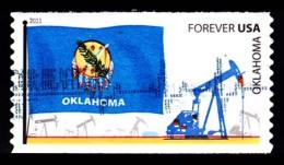 Etats-Unis / United States (Scott No.4315 - Drapeaux Des états Americains / State Flags) (o) - United States