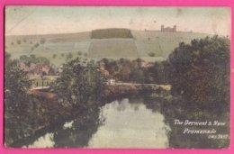 PC11053 Derwent And New Promenade, Near Matlock, Derbyshire - Derbyshire