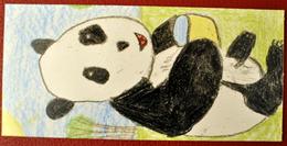 Chromos NESTLE, Merveilles Du Monde, Panda Géant N°710  (CL 530) - Nestlé