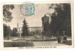 Vicenza Giardino Salvi  TTB - Venezia