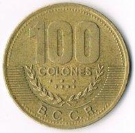 Costa Rica 2000 100 Colones - Costa Rica