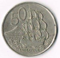 New Zealand 1967 50c - Nouvelle-Zélande