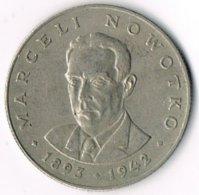 Poland 1976 20 Zloty Nowotko (1) - Poland