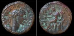 Egypt Alexandria Claudius II Gothicus AE Tetradrachm - Romaines