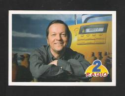 GUY DE PRE - RADIO 2  - Postkaart Met Handtekening   (3904) - Artistes