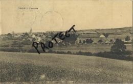 SINSIN...Panorama.  (  Ecrit 1925 Avec Timbre ) - Somme-Leuze