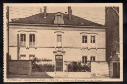 VESOUL 70 - Pensionnat Saint Vincent De Paul - Entrée Du Pensionnat Et Des Classes - Vesoul