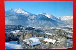 Königssee,  Berchtesgadener Land, Schönau Im Winter,  Zeitz-Foto - Berchtesgaden