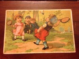 Chromos Enfant Sport - Trade Cards