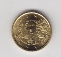 @Y@  Italie  10   Cent  2002      UNC   (3111) - Italien