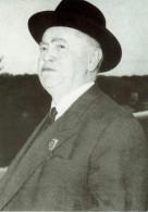 "Koenig Lucien , Dit Siggy Vu Lëtzebuerg , ( *1888   +1961)Professeur, Ministre, Fondateur ""Nationalunioun"" - Cartes Postales"