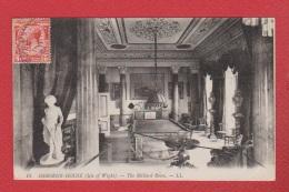 Osborne House  --  The Billard Room - Angleterre