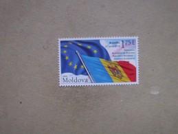 Moldawien  Assoziierungsabkommen Mit  Der Europäischen Union   2014      ** - Europäischer Gedanke