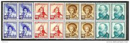 PJ 1940 4er-Blocks ** MNH+*MLH Unter Postpreis -  Sous Faciale  (Zumstein CHF 28.00 - 25%) - Pro Juventute