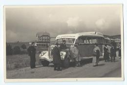 Bus Bourguignons - Carte-photo - Autobús & Autocar