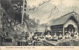 LIEGE - Exposition Universelle De Liège 1905, Restaurant De La Haute Bavière. - Liege