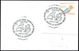 FENCING - ITALIA UDINE 2016 - COPPA DEL MONDO DI SCHERMA UNDER 20 - STRETTA DI MANO - Scherma