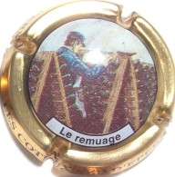 Coteaux Sud Epernay, N°08,  Le Remuage - Champagne
