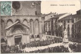 VICENZA Tempio Di San Lorenzo TTBE - Venezia