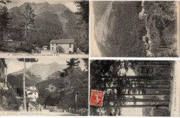 VIZZAVONA  - 4 CPA - Col Palmento (Gd Hotel) Monte Doro, Vue Sous Les Pins, Rte Nle (91399) - France