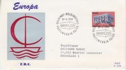 Europa Cept 1969 Finland 1v FDC (F5695P) - 1969