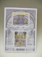 FRANCE - Bloc Feuillet BF Orgue De Saint Jacques De Lunéville  (2012) N** - Neufs
