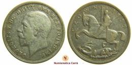 [NC] INGHILTERRA - CORONA CROWN GIORGIO V 1935 (nc1773) - 1902-1971 : Monete Post-Vittoriane