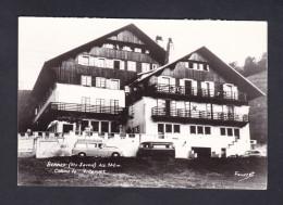 Prix Fixe CPSM Carte Photo Bernex (74) - Colonie De Vacances De Villerupt ( Véhicules Automobiles FOUSSET) - Autres Communes