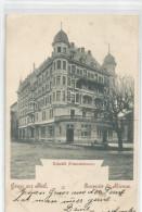 Suisse - Berne - Souvenir De Bienne Gruss Aus Biel Ruschi ( Centralstrasse ) Cachet 1900 - BE Berne