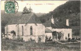 Carte Postale Ancienne De SONCOURT-Abbaye - Francia