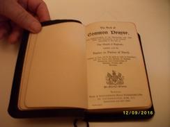 The Book Of Common Prayer Hymns A & M - Prayerbooks