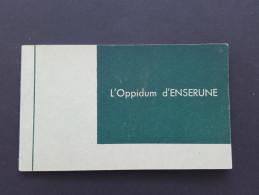 34 - NISSAN-LEZ-ENSERUNE - L'Oppidum D'Enserune - Carnet De 10 Cartes Postales - France