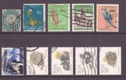 Afrique Du Sud Lot 10 Timbres Cote 7,95€ N° 16 269 270 271 272 273 661 667 669 687 - Afrique Du Sud (1961-...)