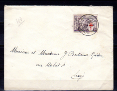 1934, 75c Chevalier Sur Lettre, 397, Cote 20 €   Ø Nivelles - Belgique