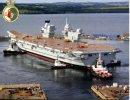 United Kingdom Navy - HMS Queen Elizabeth R08 - Aircraft Carrier (planned Commission 2016) Porte Avion - Guerra