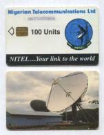 Nigeria - Chip 1NAIFIA - 100u - Nigeria