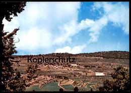 ÄLTERE POSTKARTE AZIR MOUNTAINS CULTIVATED FIELDS Saudi Arabia Ansichtskarte AK Cpa Postcard - Saudi-Arabien
