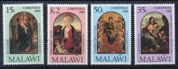 Malawi Set Of Stamps To Celebrate Christmas. - Malawi (1964-...)