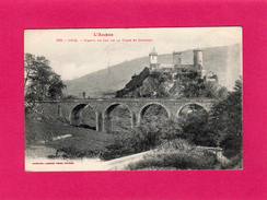 FOIX, Viaduc Du Cap De La Ville Er Château, (Labouche), 09 Ariège. - Foix