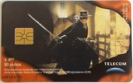 ARGENTINA - Zorro, Zorro Fighting Antonio Baberas , Tirage 150.000, Used - Argentinien