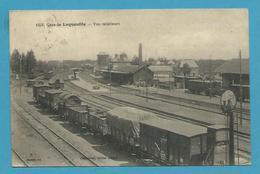 CPA 1624 - Chemin De Fer La Gare LAQUEUILLE 63 - Other Municipalities