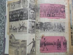 ALBUM NOGOMET KRALJEVINA JUGOSLAVIJA, FOOTBALL KINGDOM OF YUGOSLAVIA - Stickers