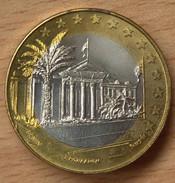 France 2 Euro De Saint-Laurent Du Var 1998 Bicolore Bi-métal - Euros De Las Ciudades