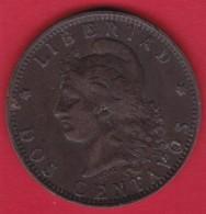 Argentine - 2 Centavos - 1894 - Argentina