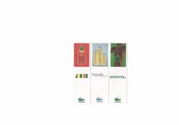 Cartes Parfumées Carte LOT DE 3 CARTES LACOSTE - Modernes (à Partir De 1961)