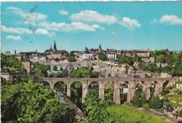 Luxembourg - Ville > Panorama Avec Viaduc - Luxemburg - Town