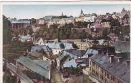 Luxembourg - Ville > Faubourg Du Grund Et Ville Haute - Luxemburg - Town